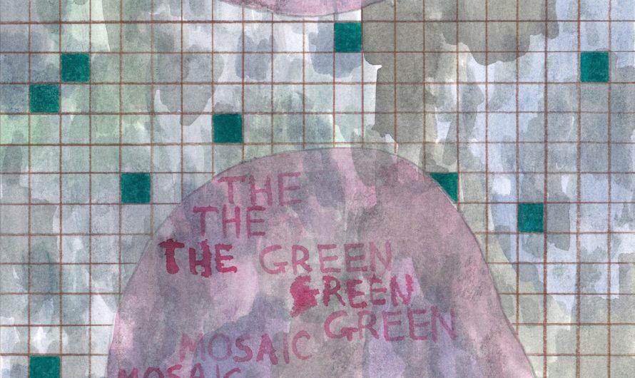 Rob Bidder – The Green Mosaic